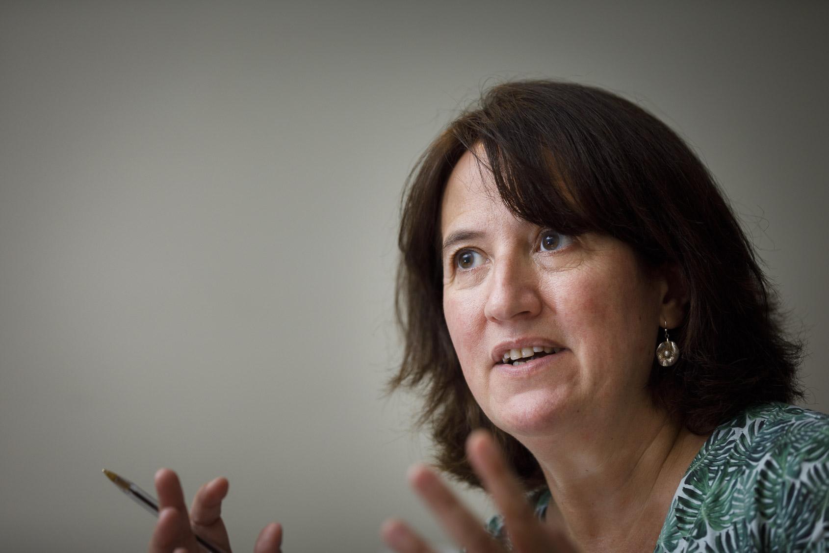 Elisenda Paluzie, presidenta de l'ANC / Jordi Borràs