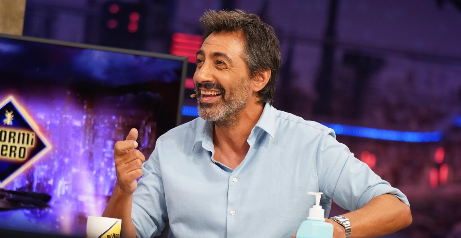 Juan del Val parla dels cures a 'El Hormiguero' - Antena 3
