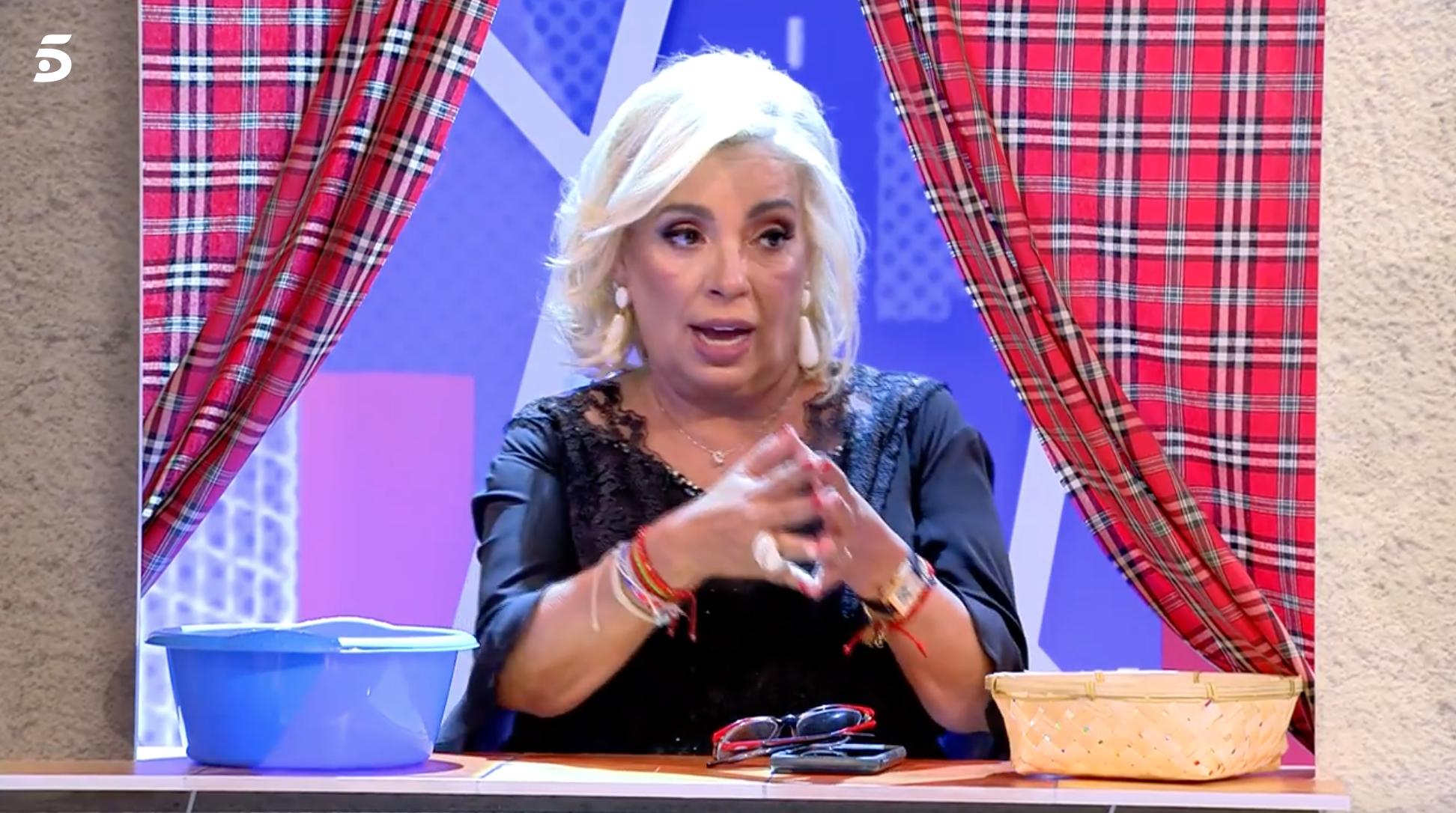 Carmen Borrego   Telecinco