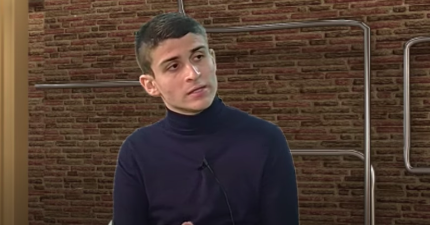 Alexander Golovín en una entrevista a República TV / Youtube