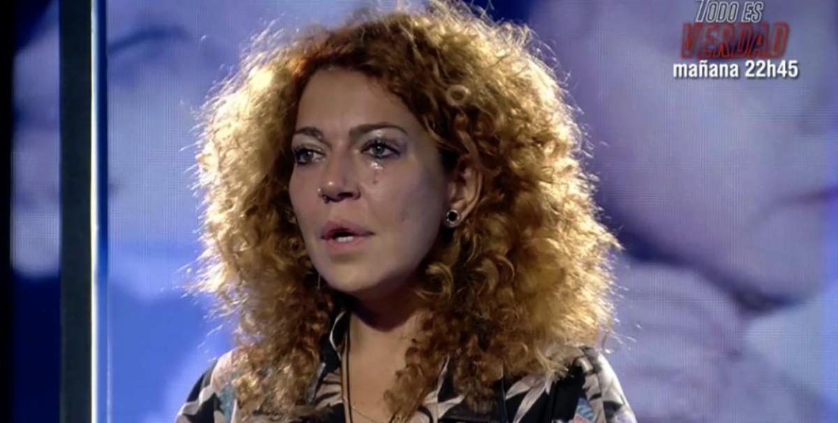 Sofía Cristo plora en reconèixer que ha patit abusos - Telecinco