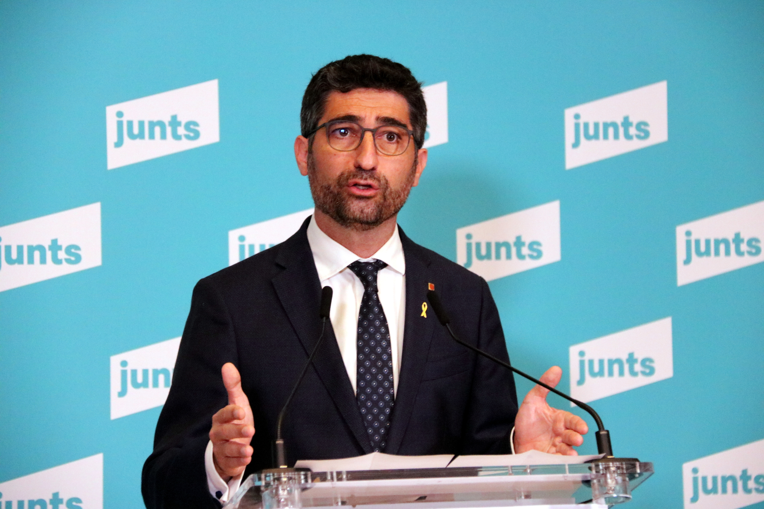 El vicepresident del Govern, Jordi Puigneró   ACN