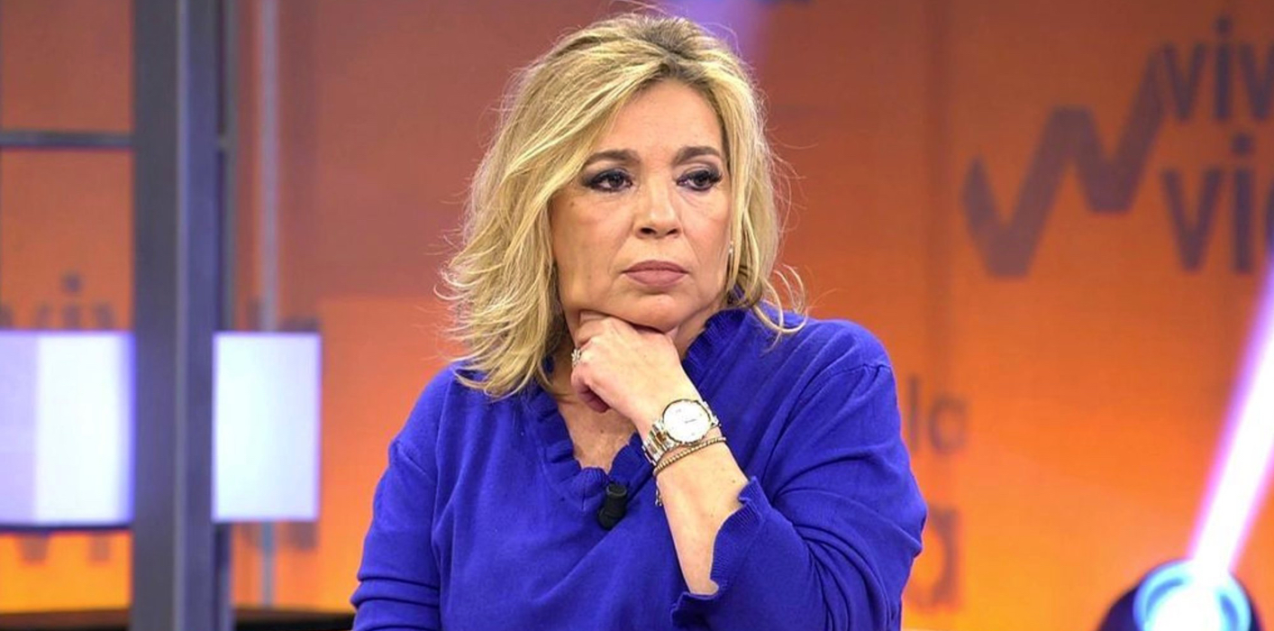 Carmen Borrego, nova col·laboradora de 'Sálvame' - Telecinco