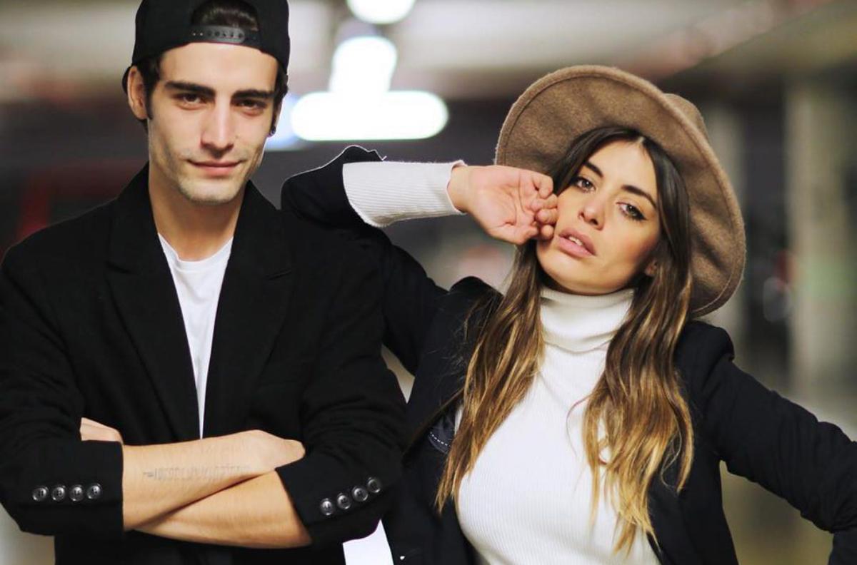 Alex Domenech i Dulceida, en una foto promocional - Instagram