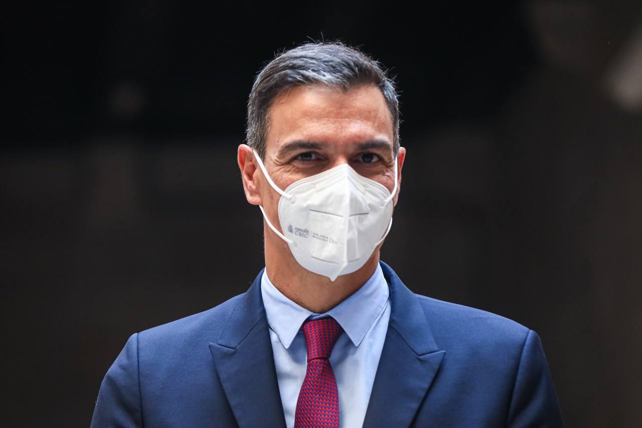 El president del govern espanyol, Pedro Sánchez / Jordi Borràs