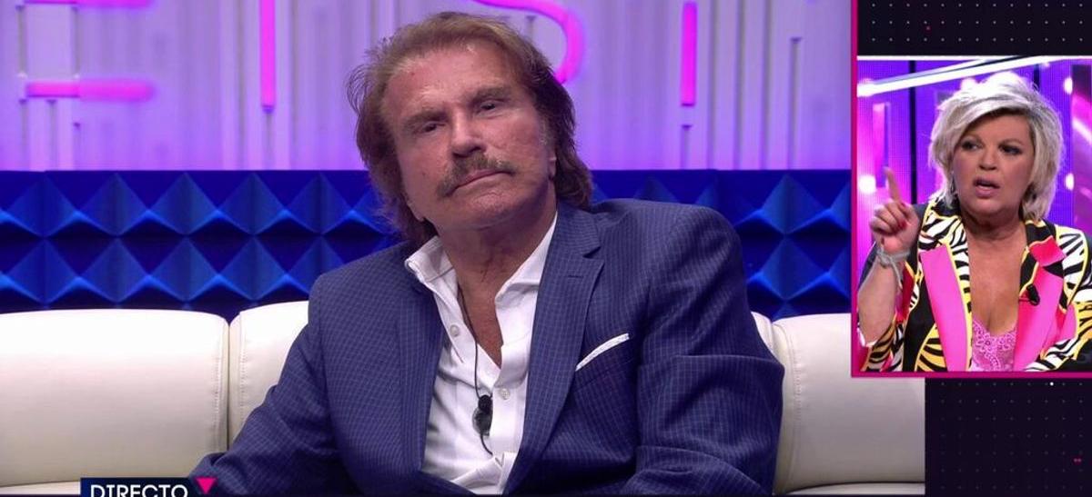 Terelu contra Edmundo Arrocet - Telecinco