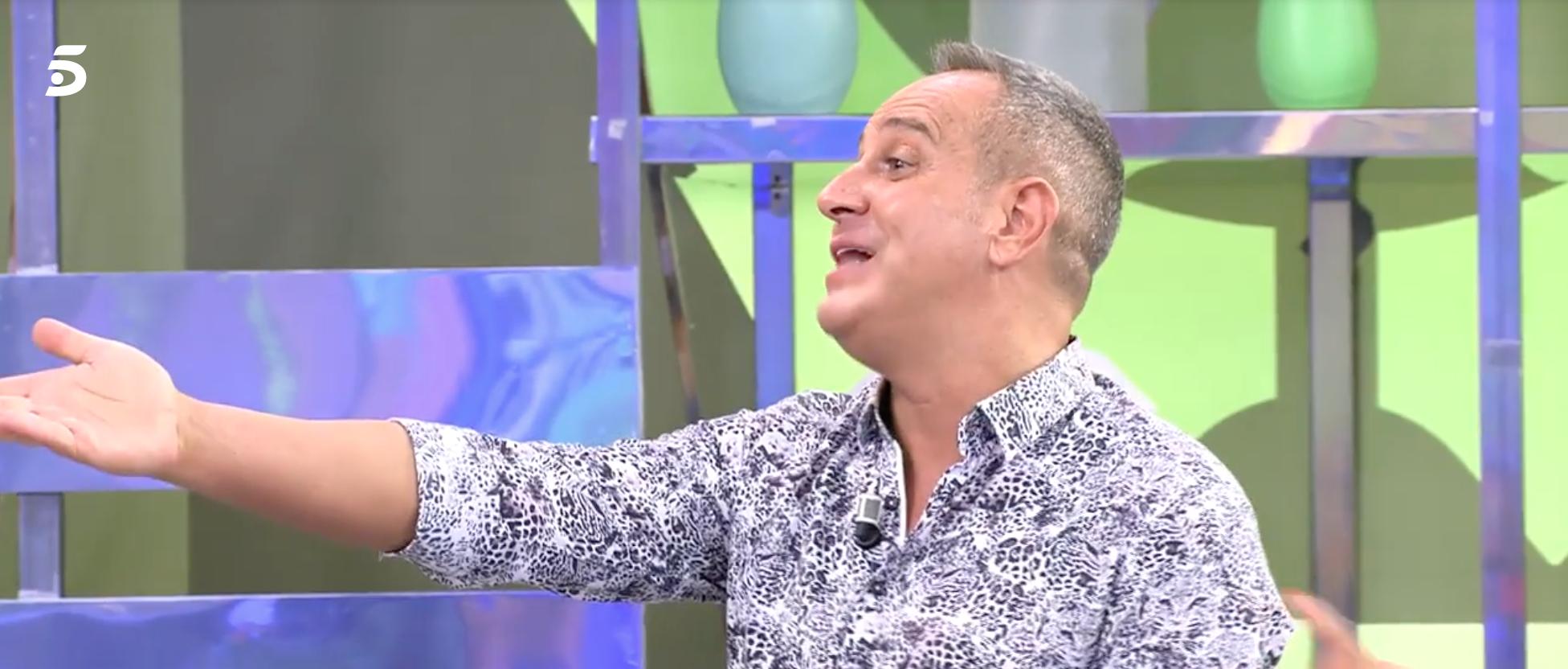 Víctor Sandoval   Telecinco
