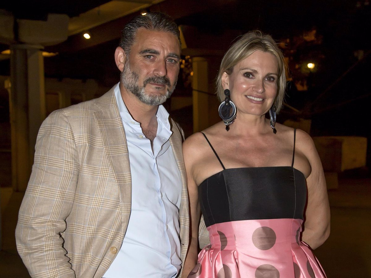 Matías Urrea i Ainhoa Arteta | Europa Press