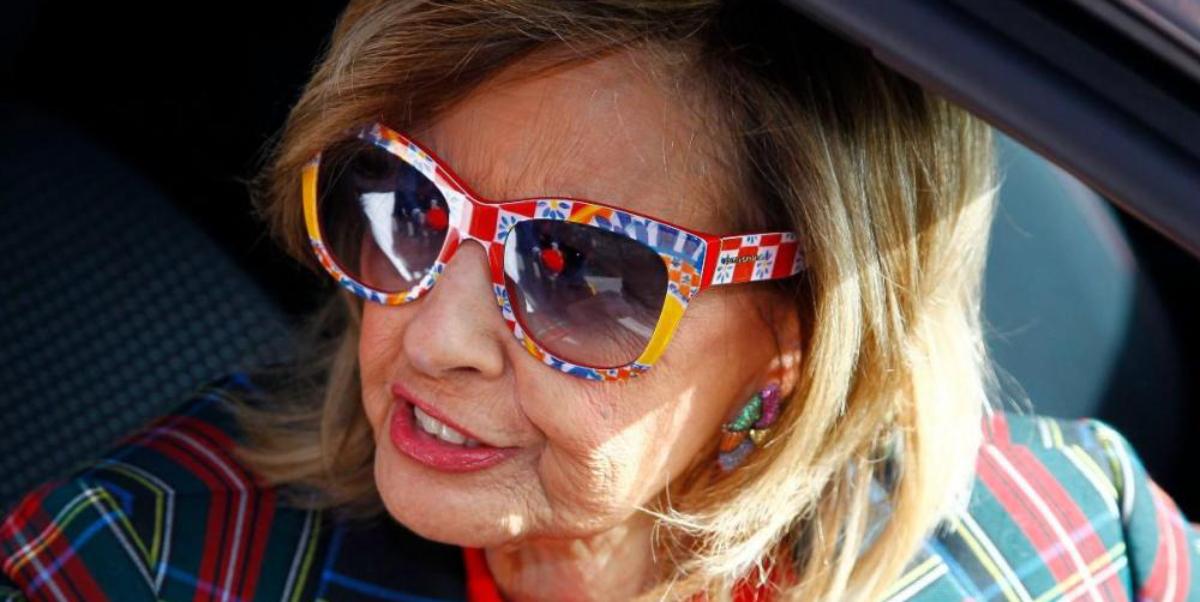 María Teresa Campos, en una foto d'arxiu - Europa Press