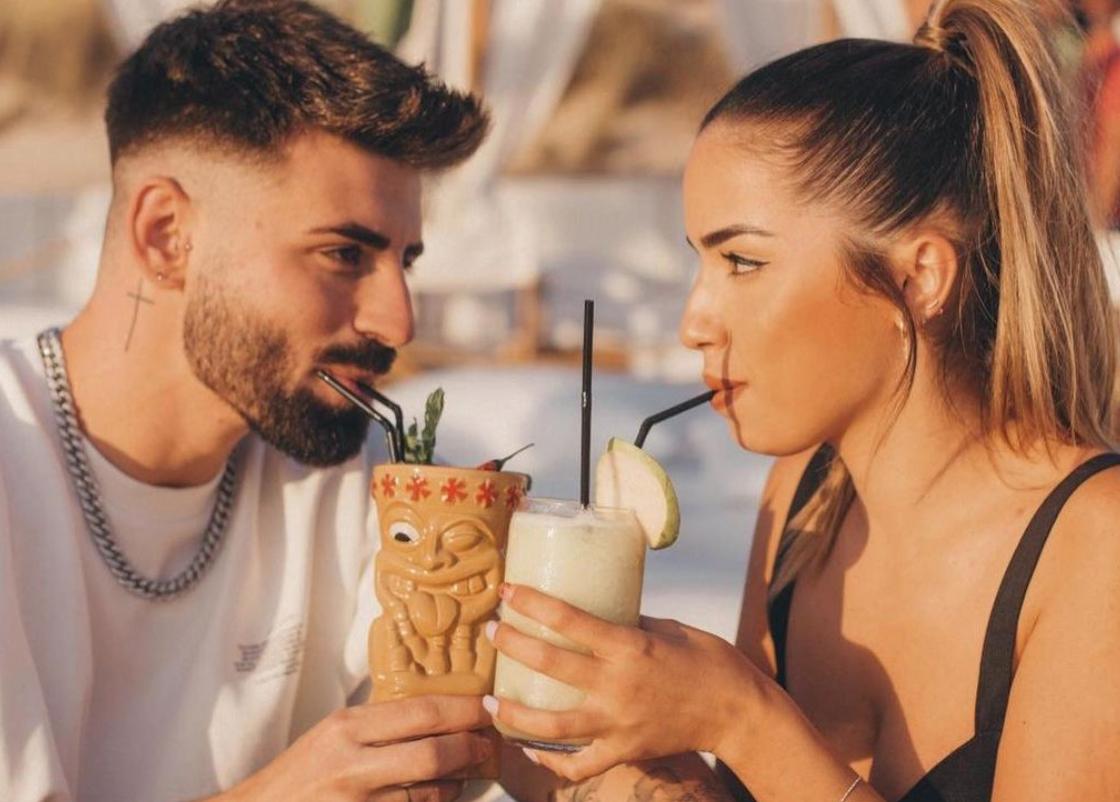 Lobo i Lucía | Instagram Isaac Torres