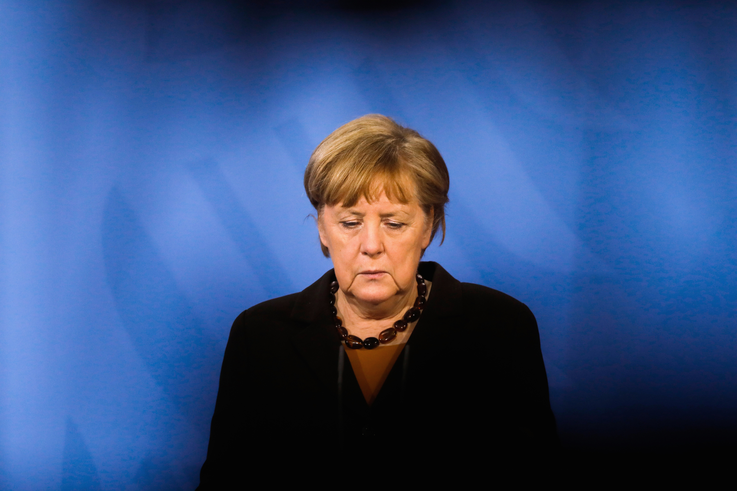 Angela Merkel / EP