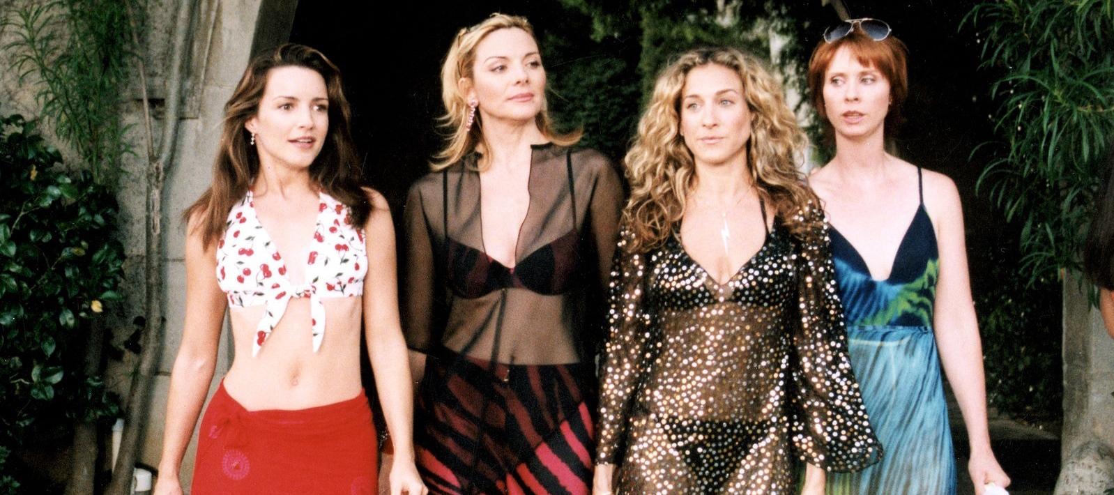 Les actrius protagonistes de 'Sexo en Nueva York' - Europa Press