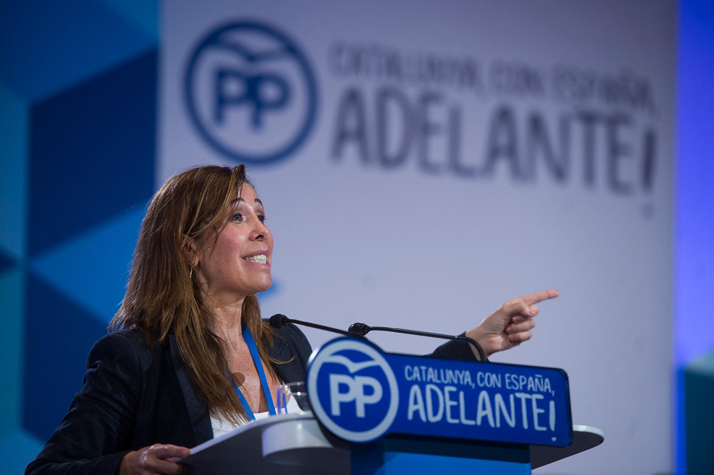 Alícia Sánchez-Camacho en una imatge d'arxiu   ACN