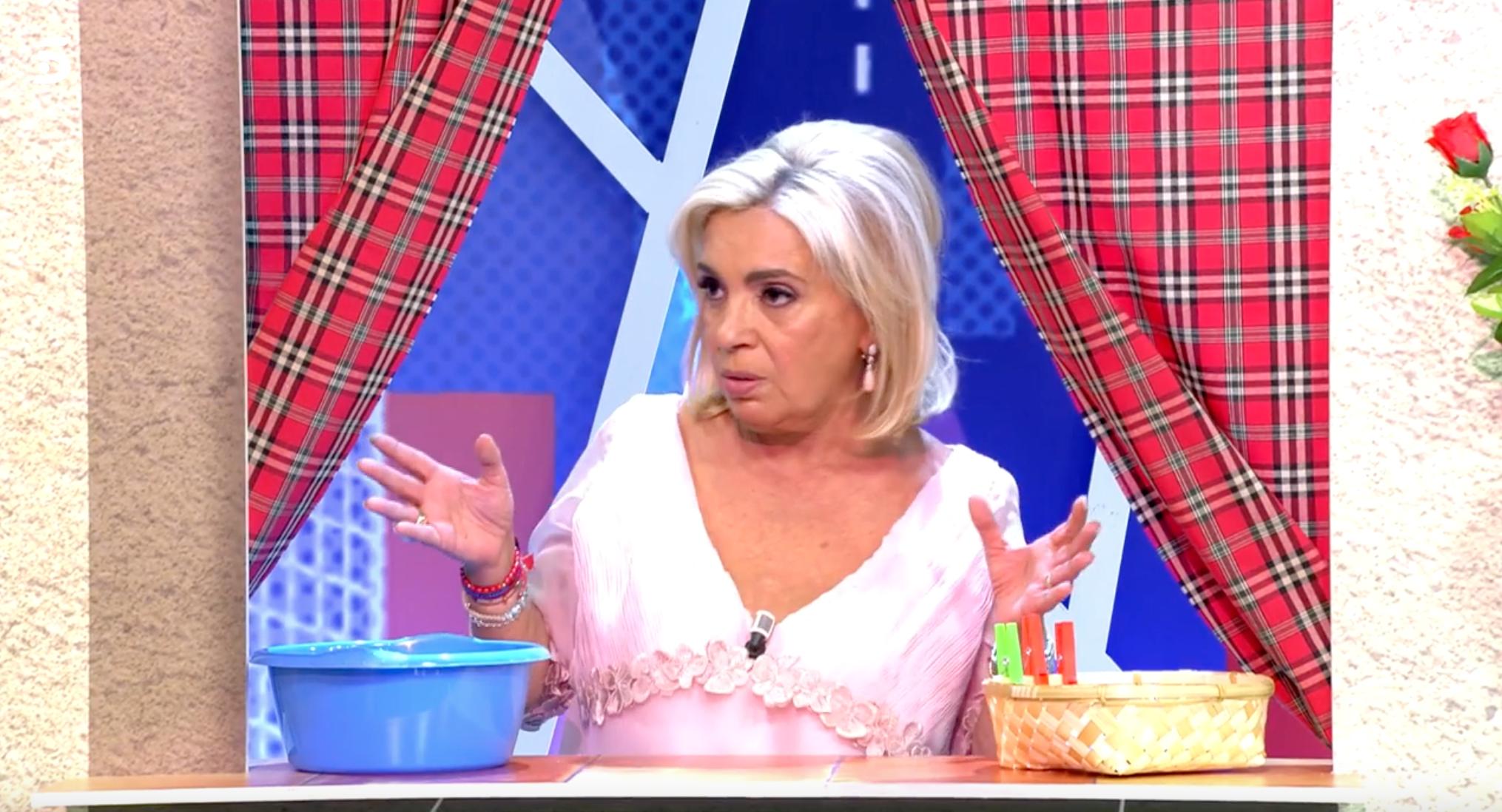 Carmen Borrego | Telecinco