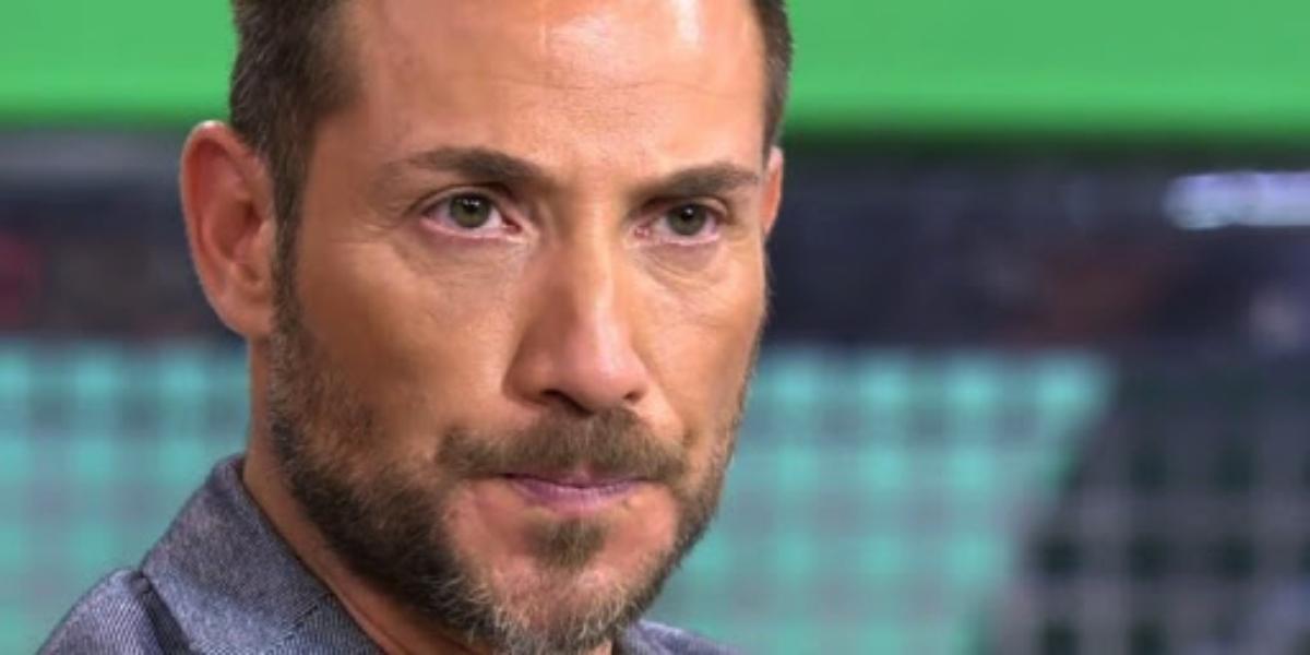 Antonio David Flores, en una de les últimes aparicions a 'Sálvame' - Telecinco