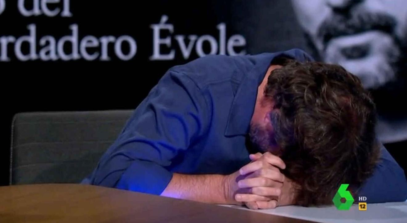 Jordi Évole torna a patir un atac de cataplexia en directe - La Sexta