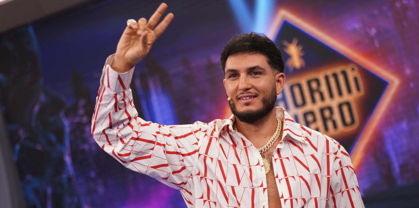 Omar Montes a 'El Hormiguero' - Antena 3