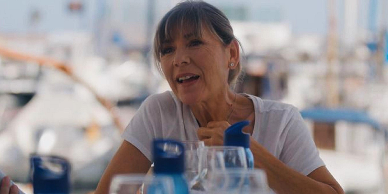 Mari Pau Huguet, entrevistada a TV3