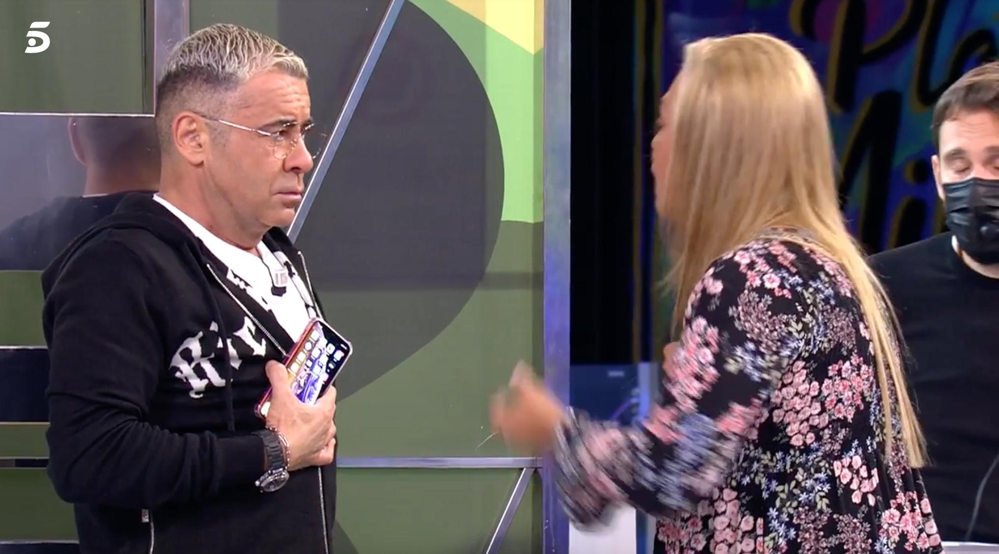 Jorge Javier Vázquez i Belén Esteban | Telecinco
