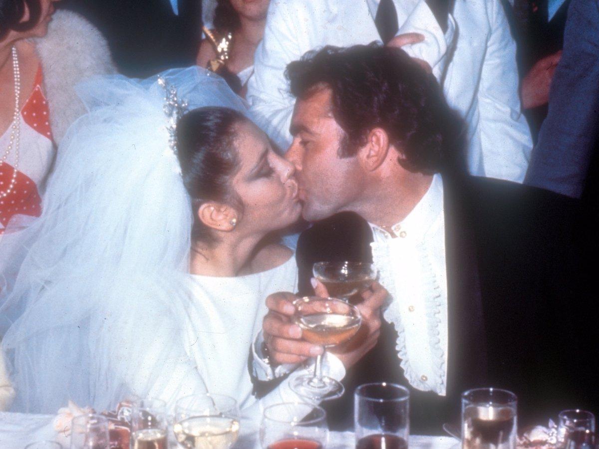Paquirri i Isabel Pantoja el dia del seu casament   Europa Press
