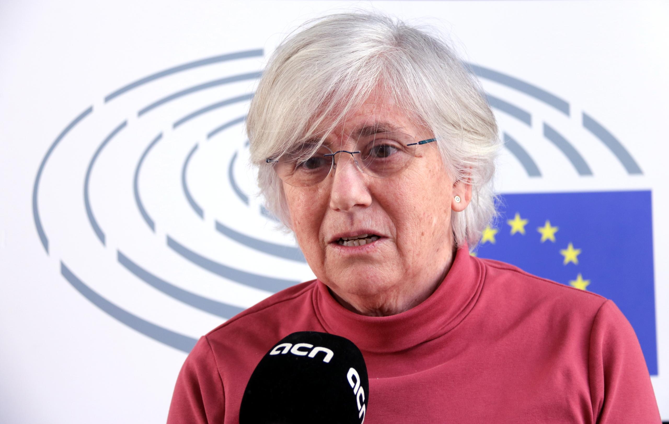 L'eurodiputada de Junts Clara Ponsatí | ACN