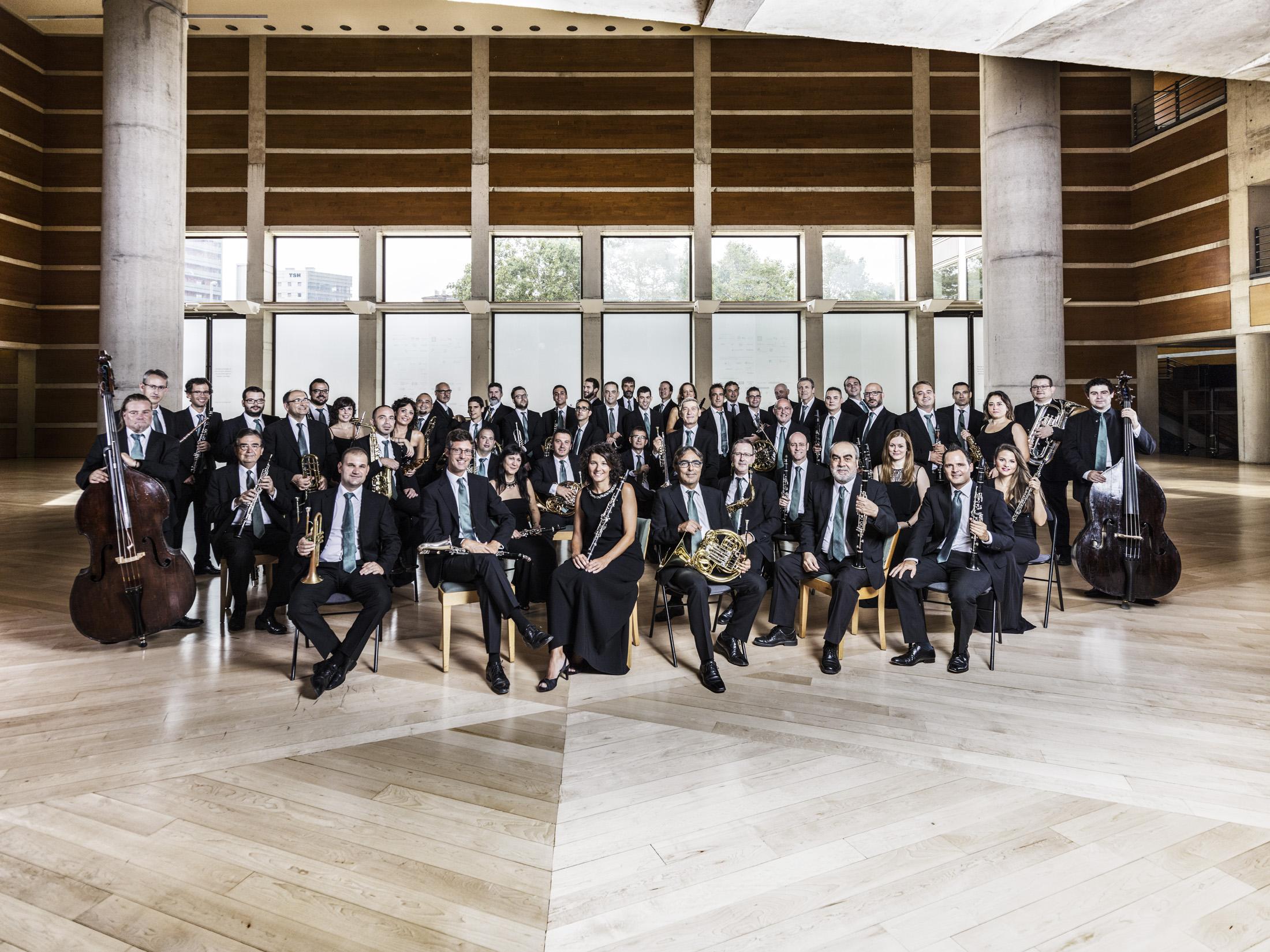 La Banda Municipal de Barcelona, resident a L'Auditori / L'Auditori