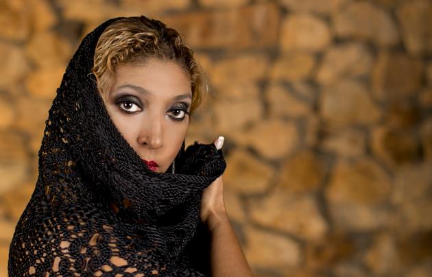 Esperanza Fernández, cantaora d''El amor brujo' amb La Banda de L'Auditori / Cedida