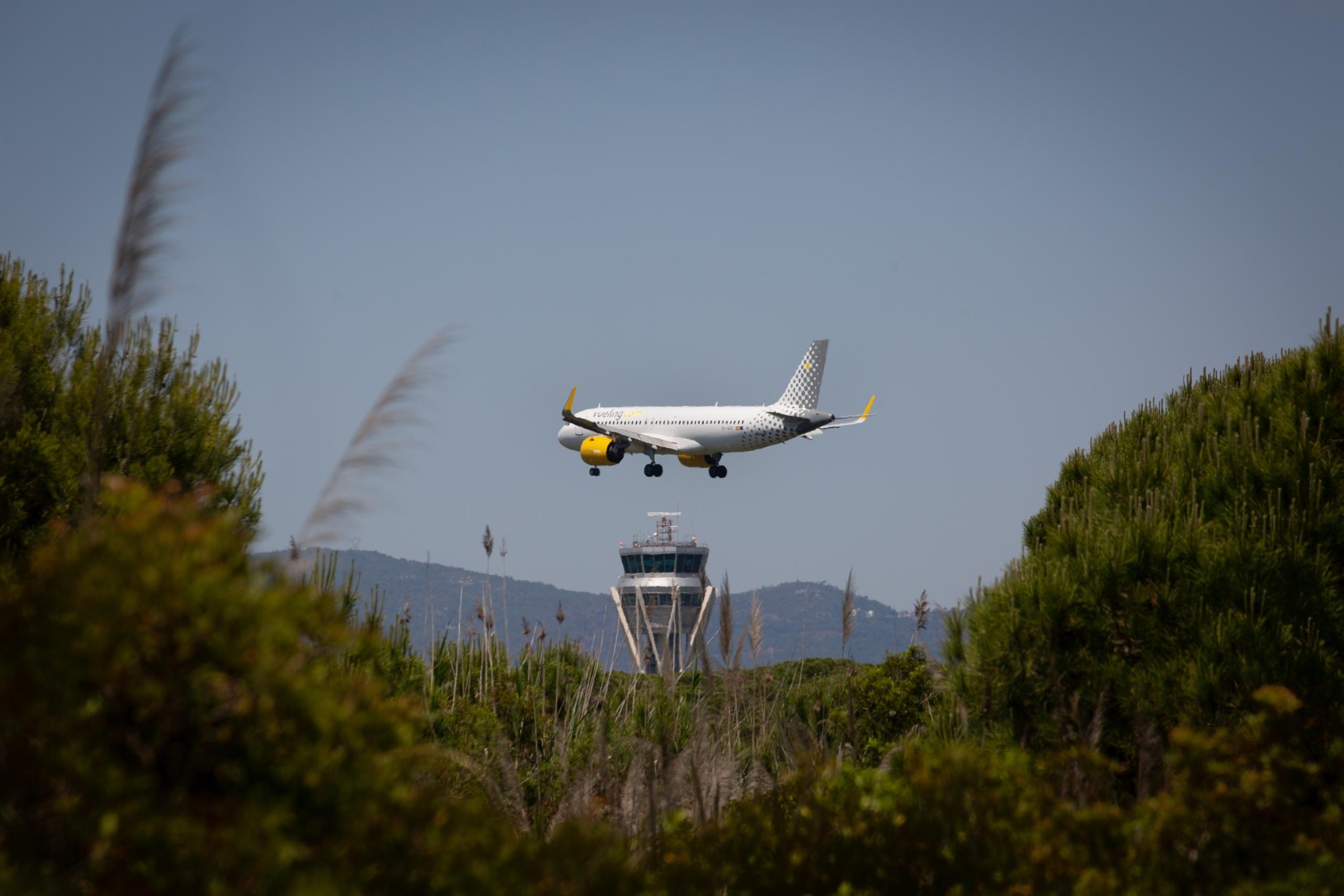 Un avió sobrevola la zona de la Ricarda   Europa Press