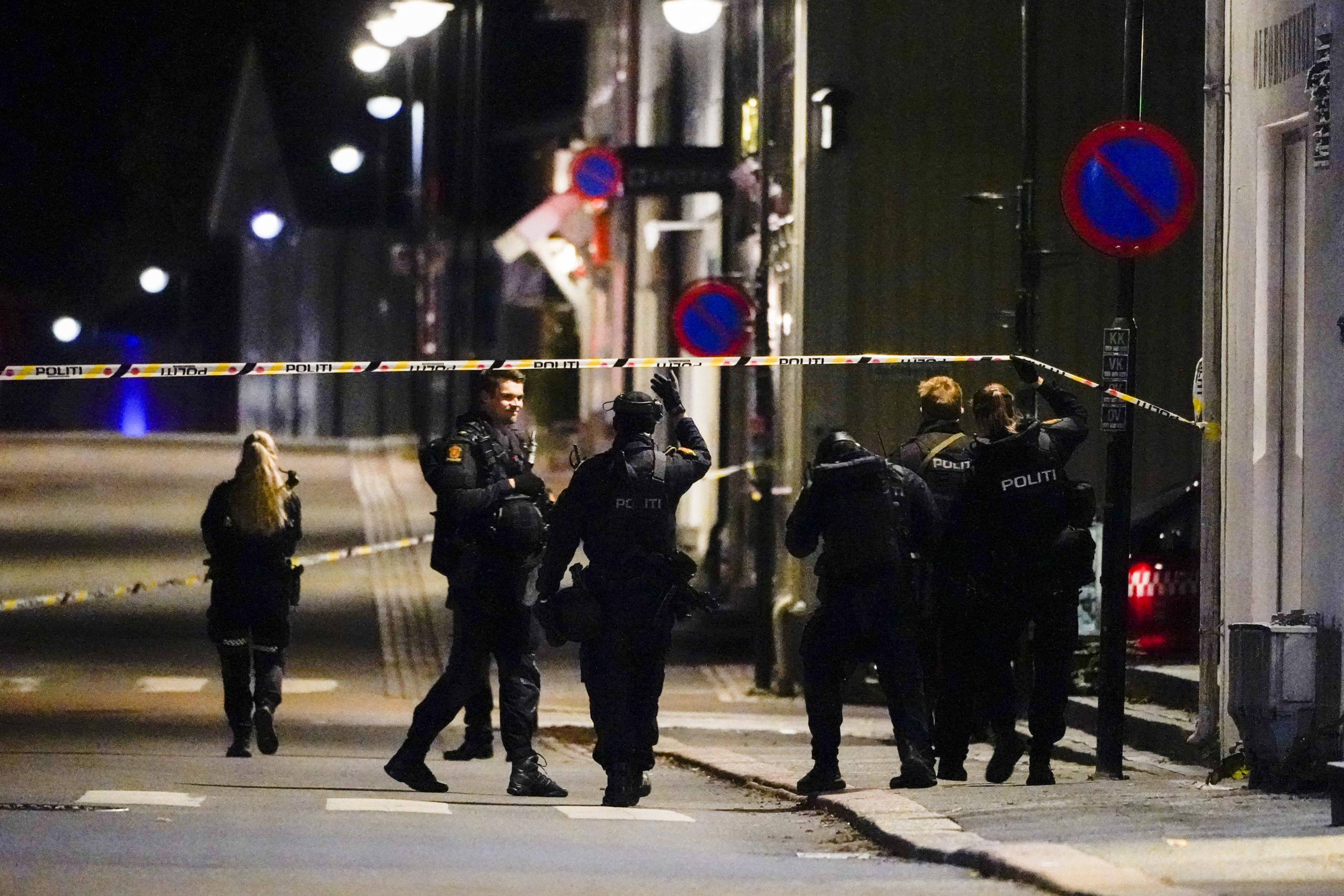 Imatge de la policia noruega | Europa Press