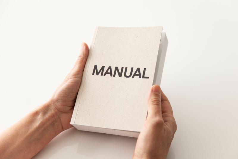 Coberta del 'Manual' del Macba. Foto: Gemma Planell
