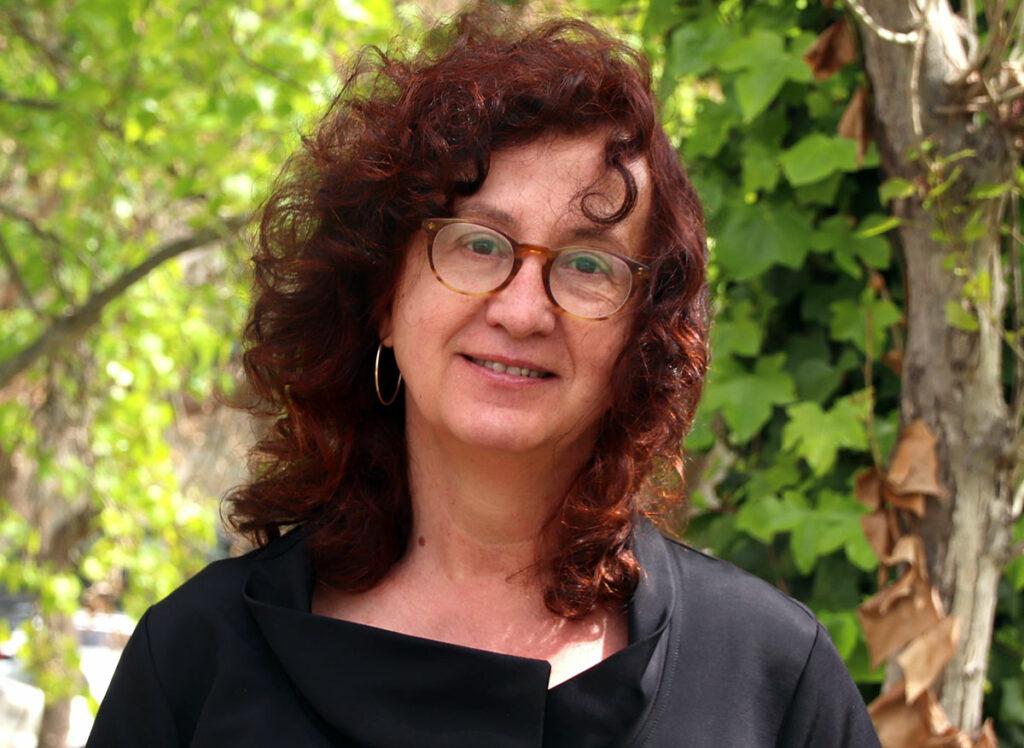 Neus Verger, directora de CRAI responsable de CRAI Biblioteca de Reserva de la Universitat de Barcelona