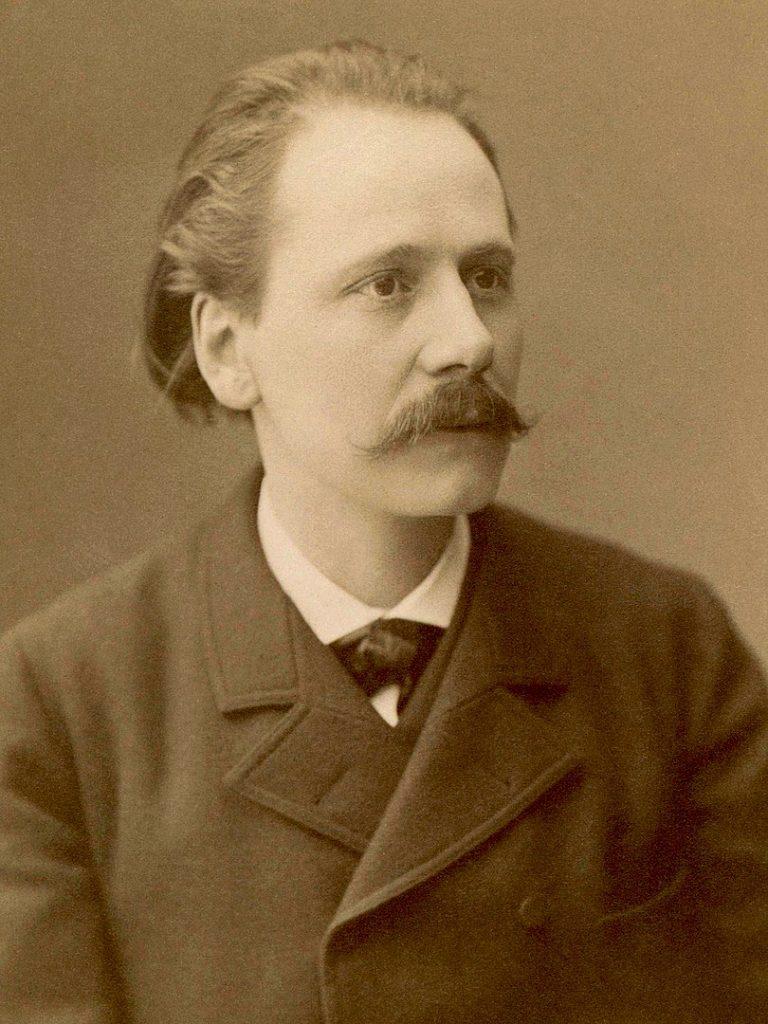 Jules Massenet, fotografiat per Eugène Pirou. Foto: Domini públic / Wikimedia Commons