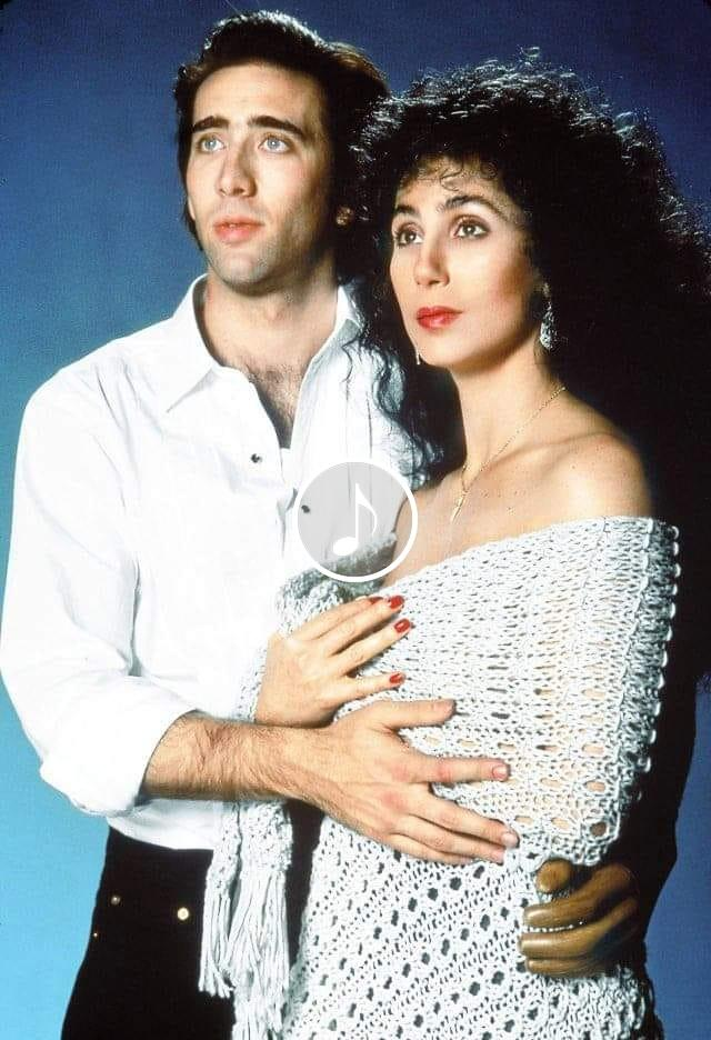 Nicholas Cage i Cher a