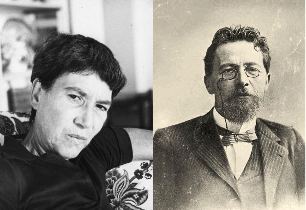 Natalia Ginzburg i Anton Txékhov