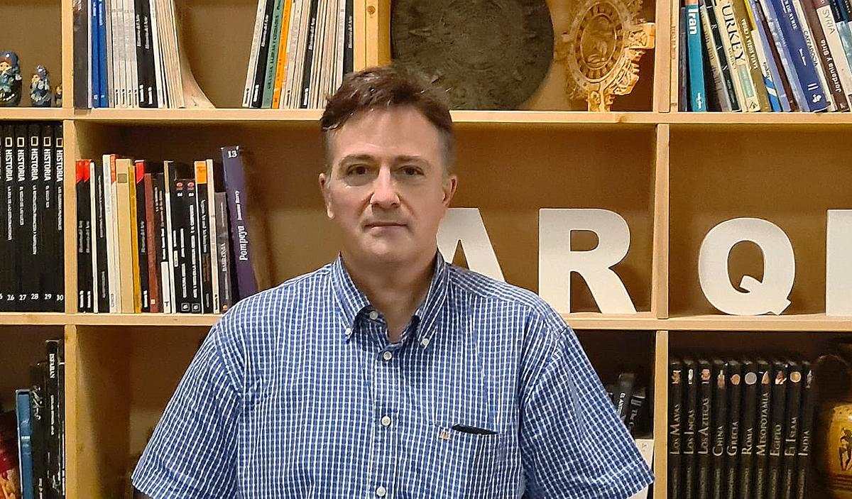 El professor Carles Buenacasa. Foto: cedida