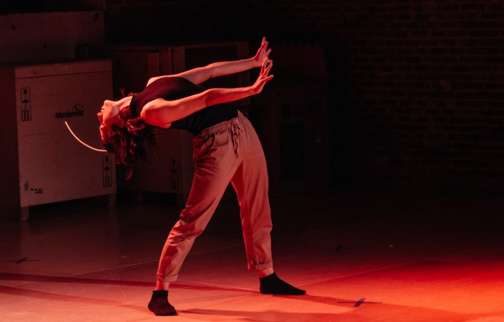 "Blueberry Dance Project participen a Tudanzas amb el muntatge ""Involution"". Foto: Facebook Blueberry Dance Project"