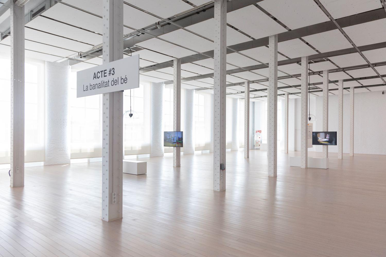 Vista de l'exposició. Foto: Fabra i Coats - Centre d'Art Contemporani