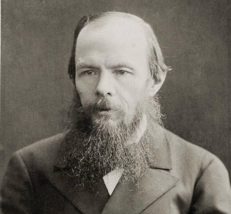 Fiódor Dostoievski el 1879. Foto: Domini púbilc. Wikimedia Commons