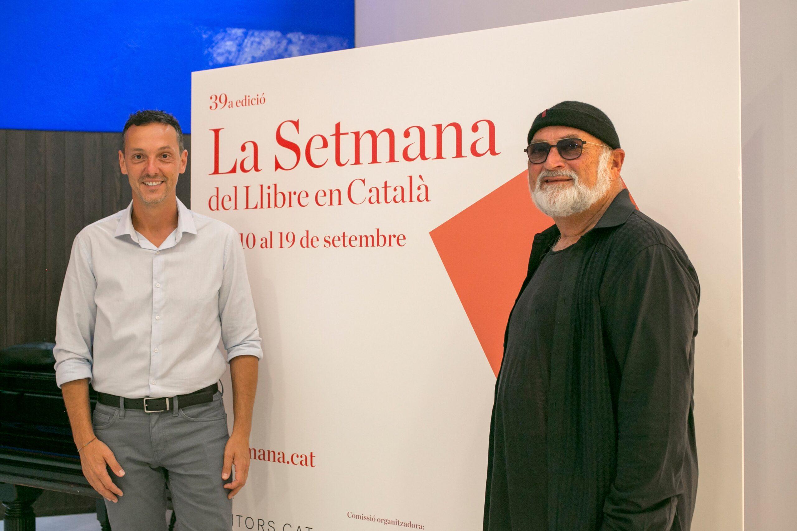 Joan Carles Girbés i Biel Mesquida Foto: La Setmana