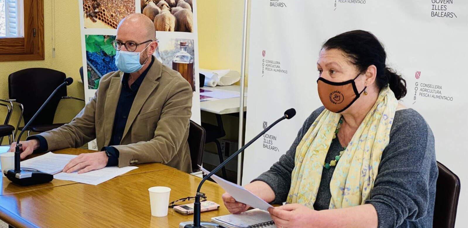 Mae de la Concha vol evitar el tancament forçat de les empreses agroalimentàries a causa de la crisi