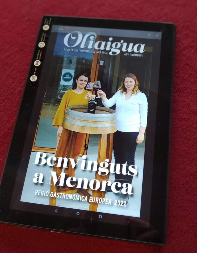 Revista 'Oliaigua'