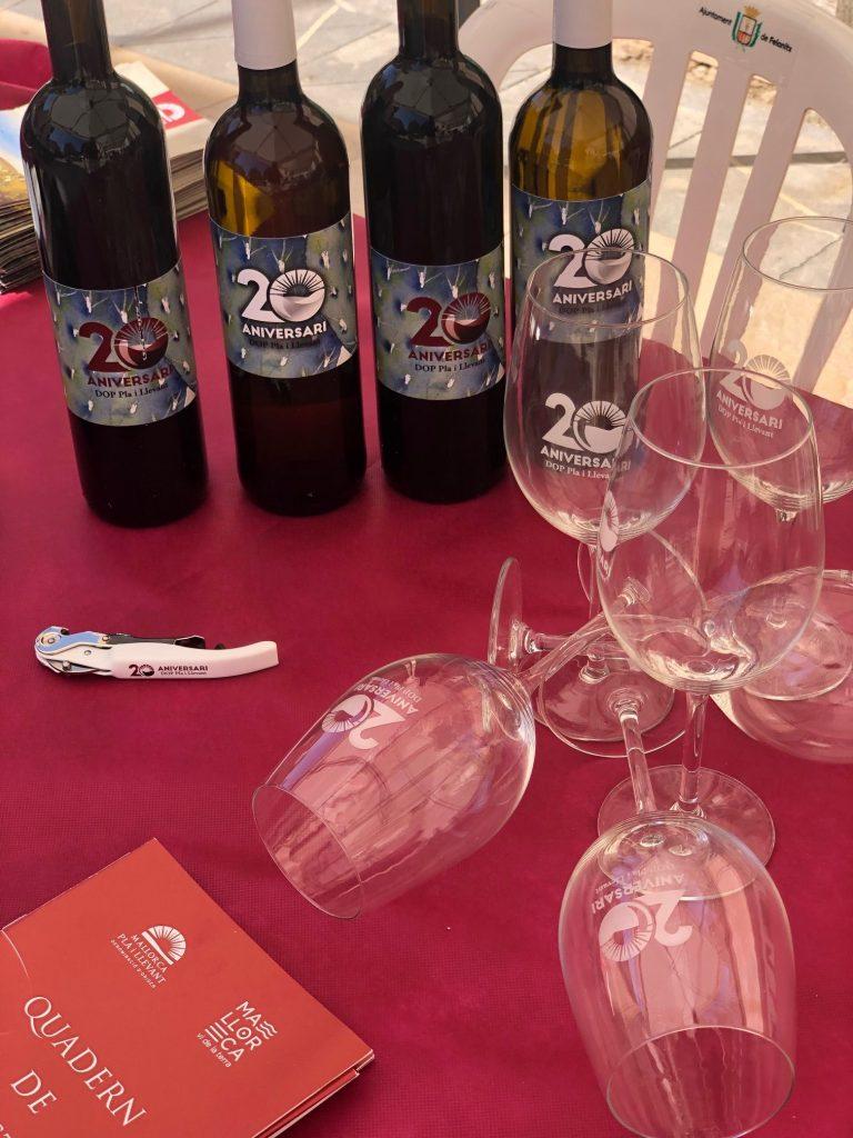 El vi de la DO Pla i Llevant no hi podia faltar | DO Pla i llevant