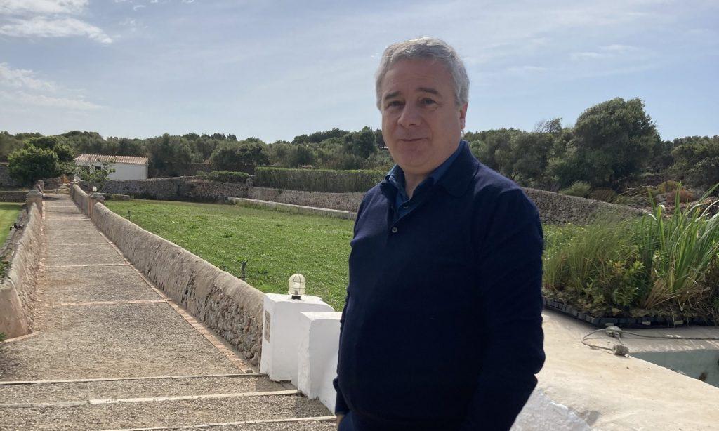 Quim Vila és el propietari de Vila Viniteca   David Baret