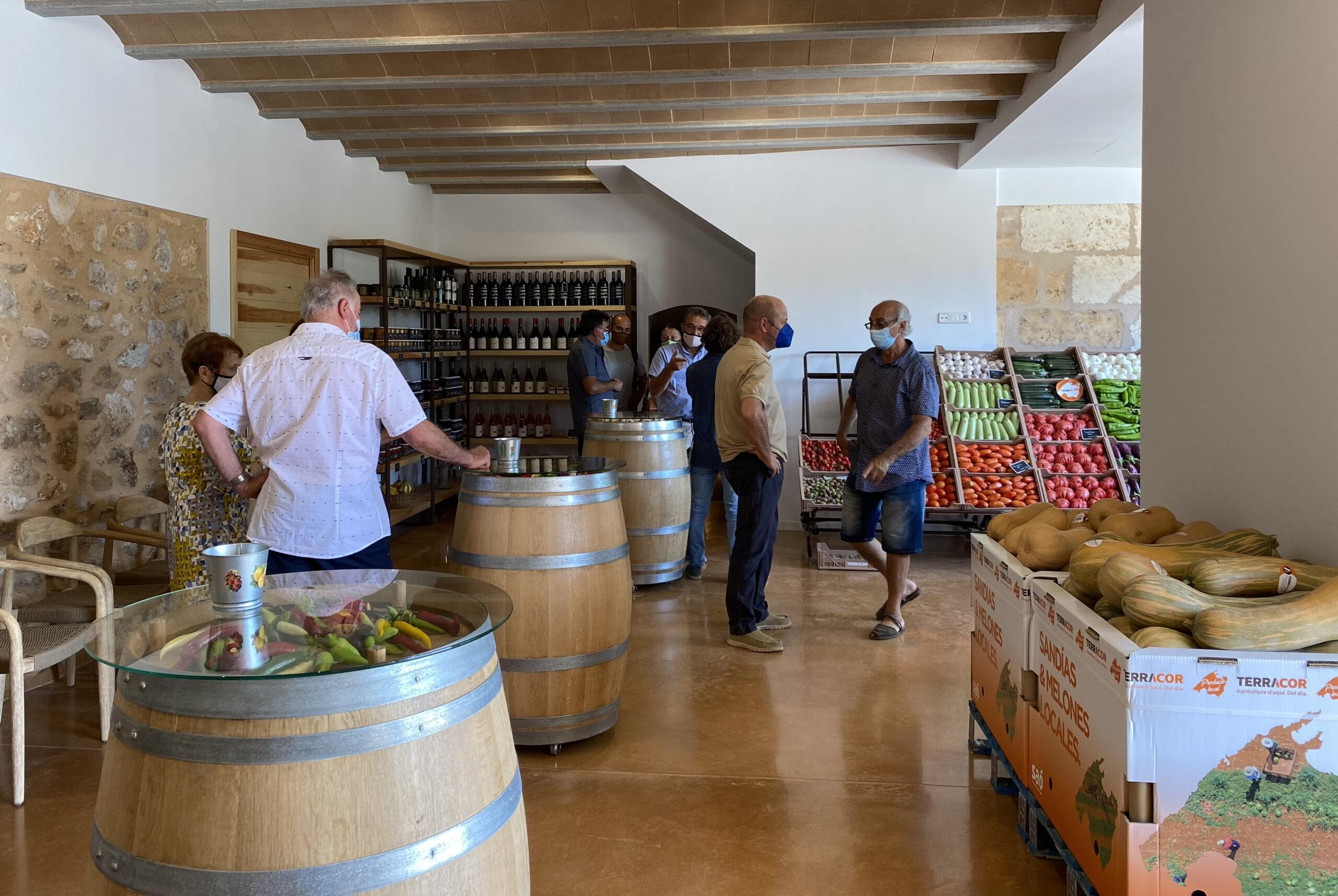 El vi de Macià Batle i de Dalt Turó s'apunta a l'experiència de S'Hort de Sa Vall