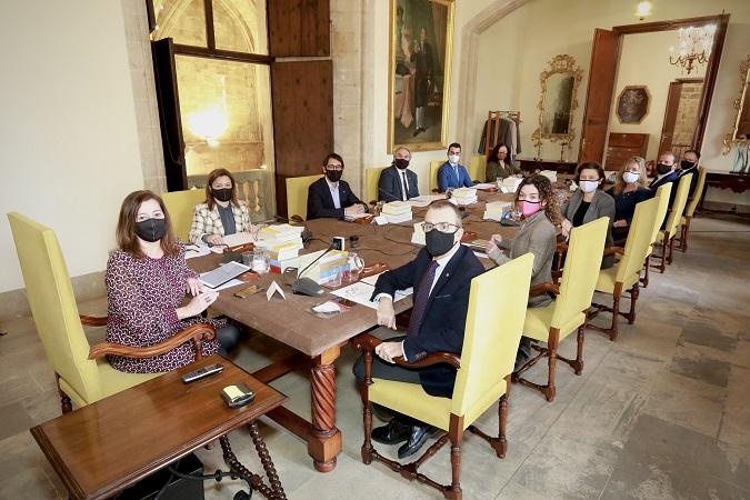 Imatge del Consell de Govern Balear | CAIB