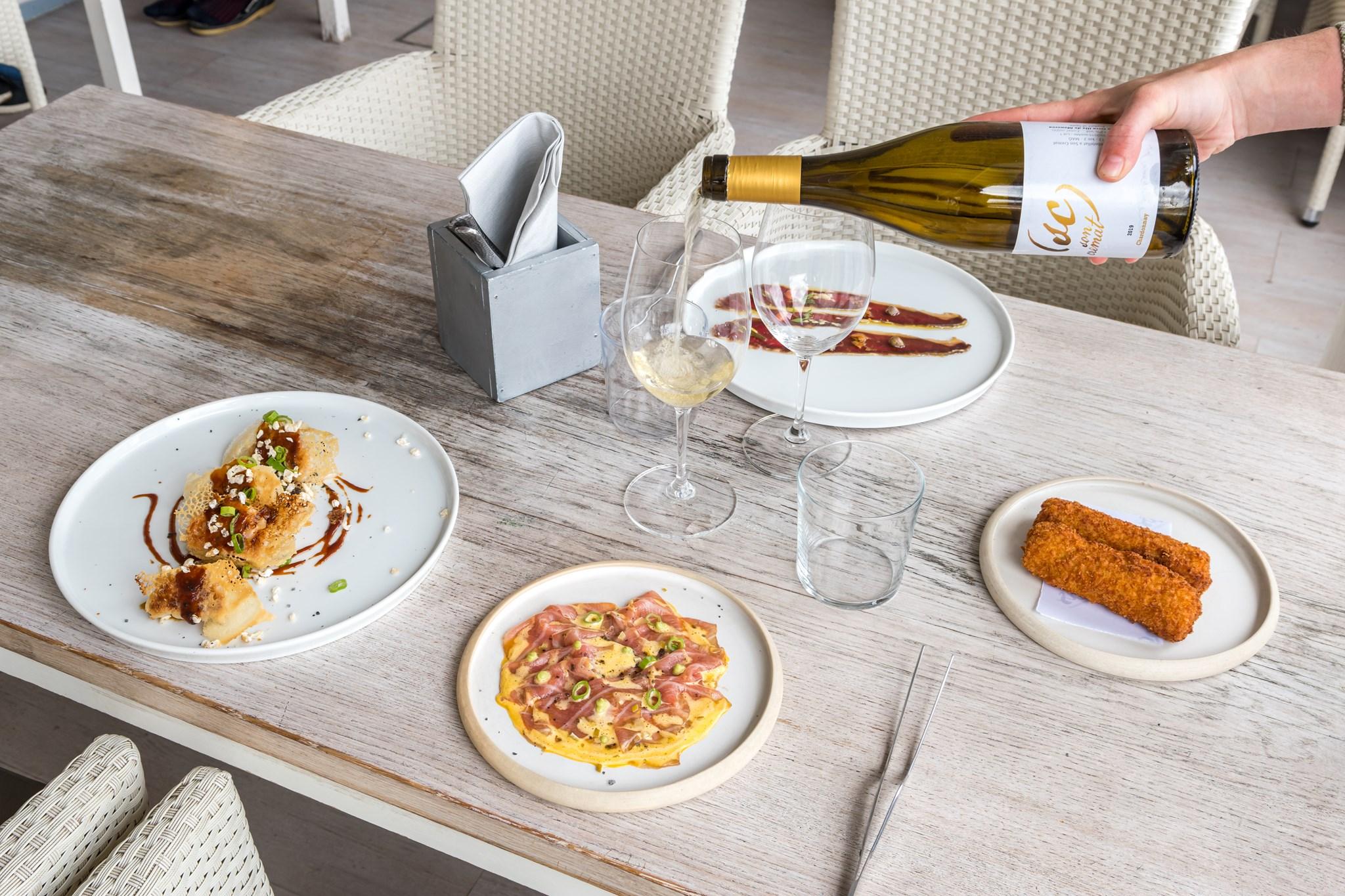 Restaurant El Rais, Menorca