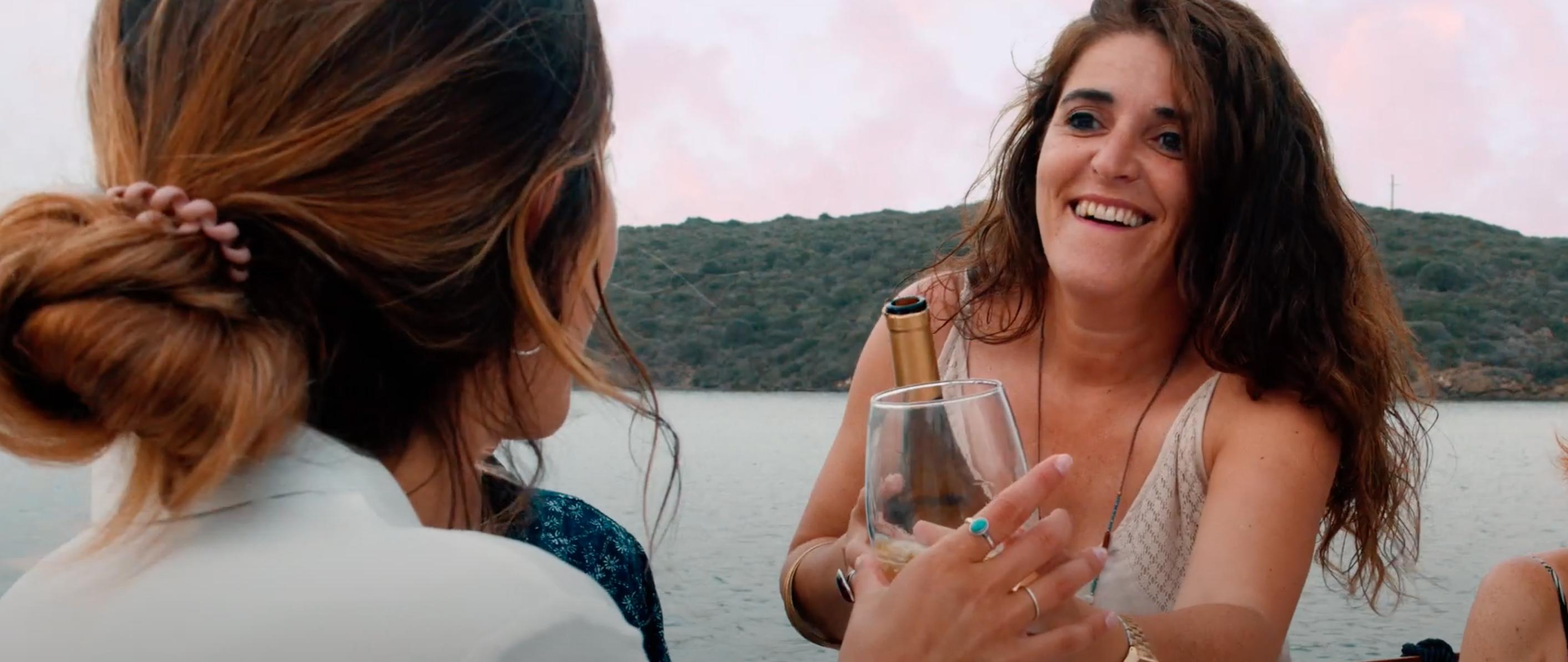 Frame del curt premiat 'A Food and Love Story'   captura