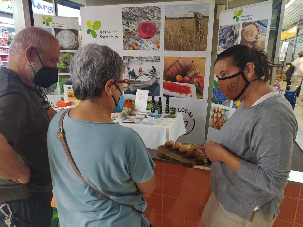 Projecte de dinamització dels mercats balears - Eivissa |CAIB