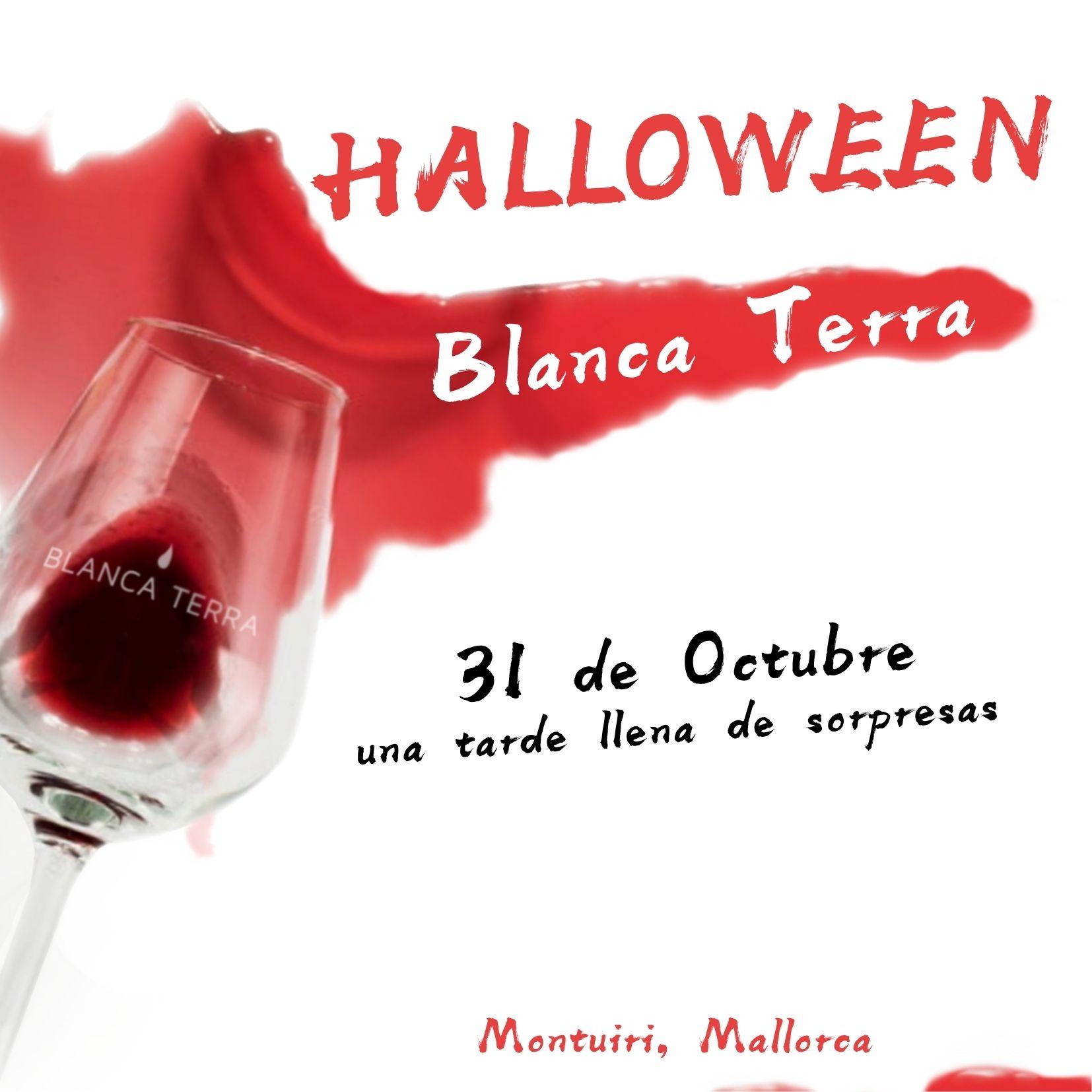 Blanca Terra celebra la festa de 'Halloween' | cartell
