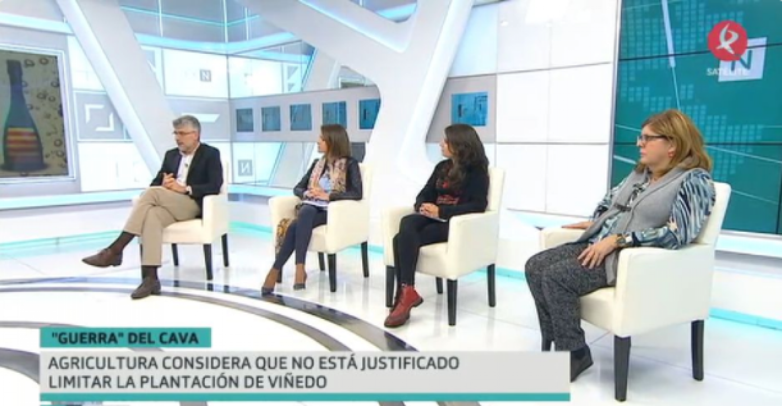 Valentín García, Portaveu del Grup Socialista de l'Assemblea d'Extremadura, a Canal Extremadura